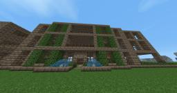 Small Hotel Minecraft Map & Project