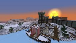 Agecraft: MMORPG Minecraft Map & Project