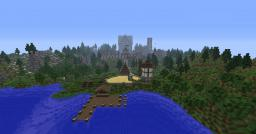 Nordic City Minecraft Map & Project