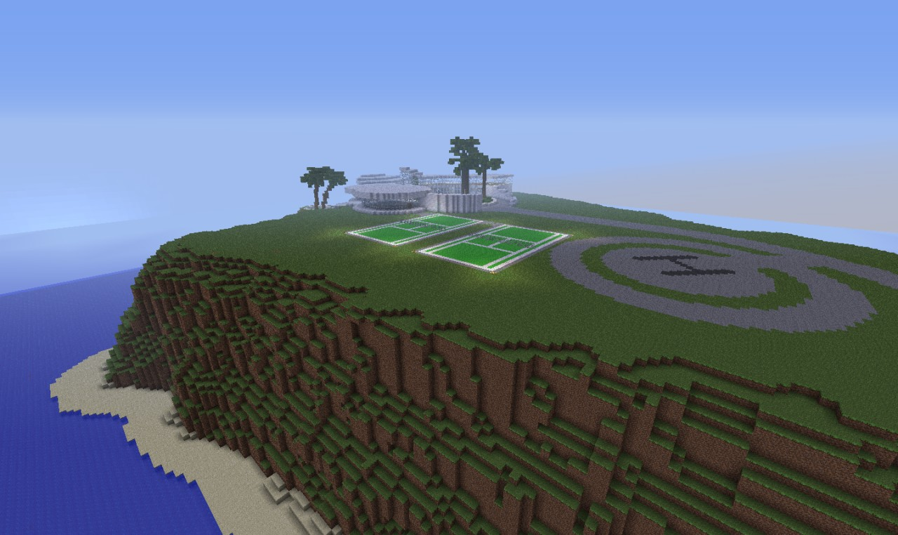 Cliff house tony stark iron man minecraft project sciox Image collections