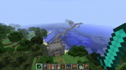 Minecraft: The Roller Coaster Minecraft Map & Project