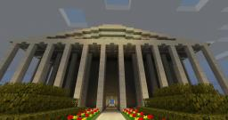The Greek Parthenon Minecraft Map & Project