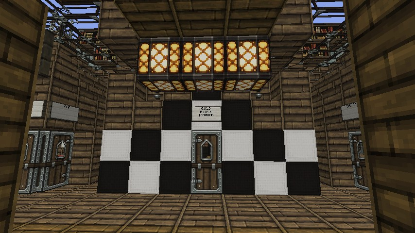 Assassin Creed Guild Minecraft Project