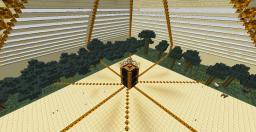 Pyramid Arena Minecraft Map & Project