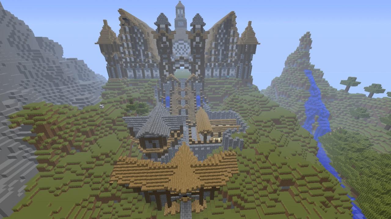 Kargeth's castle