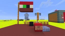 Free Country, USA- Homestar Runner themed map Minecraft Map & Project