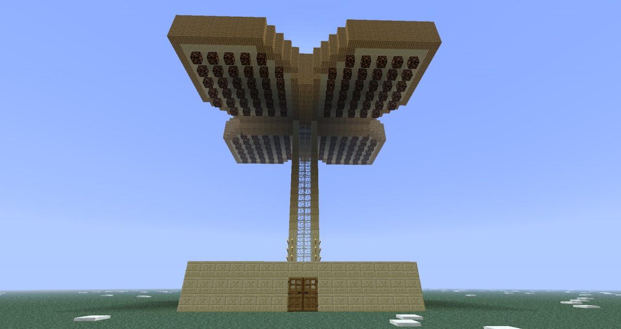 Mob Spawner Xp Farmer Minecraft Project