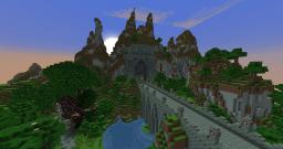 Dwarven city-underground city Minecraft Map & Project