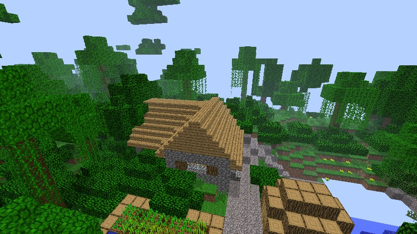 A Jungle Village(OUTDATED)