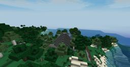 My Mod areana Minecraft Map & Project