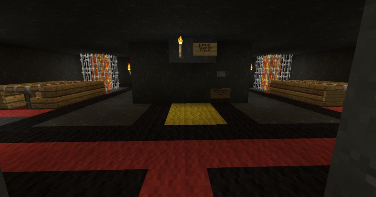 Magma HQ Lobby