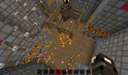 Clay soldiers arena Minecraft Map & Project