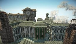 18/19 century buildingbundle Minecraft Map & Project