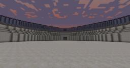 Large PVP Arena Minecraft Map & Project