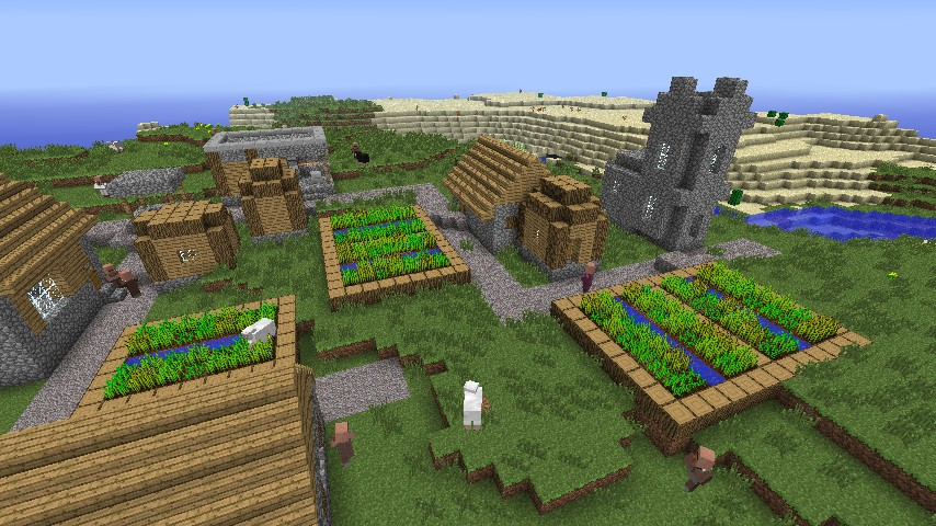 10 Epic Minecraft Seeds For Xbox One » Geeky Matters ...