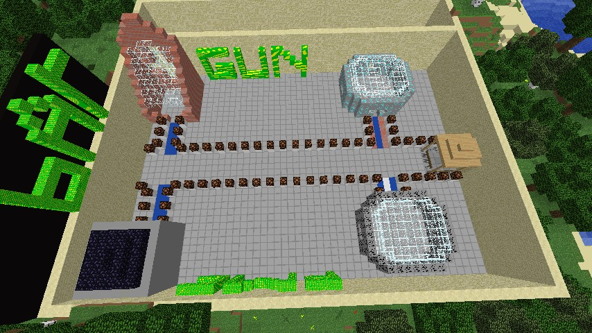 how to use a light sensor in minecraft