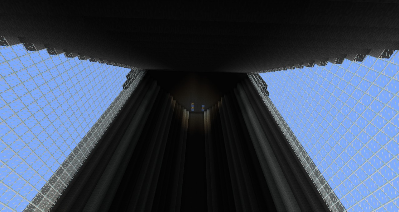 Stark Tower Minecraft Project
