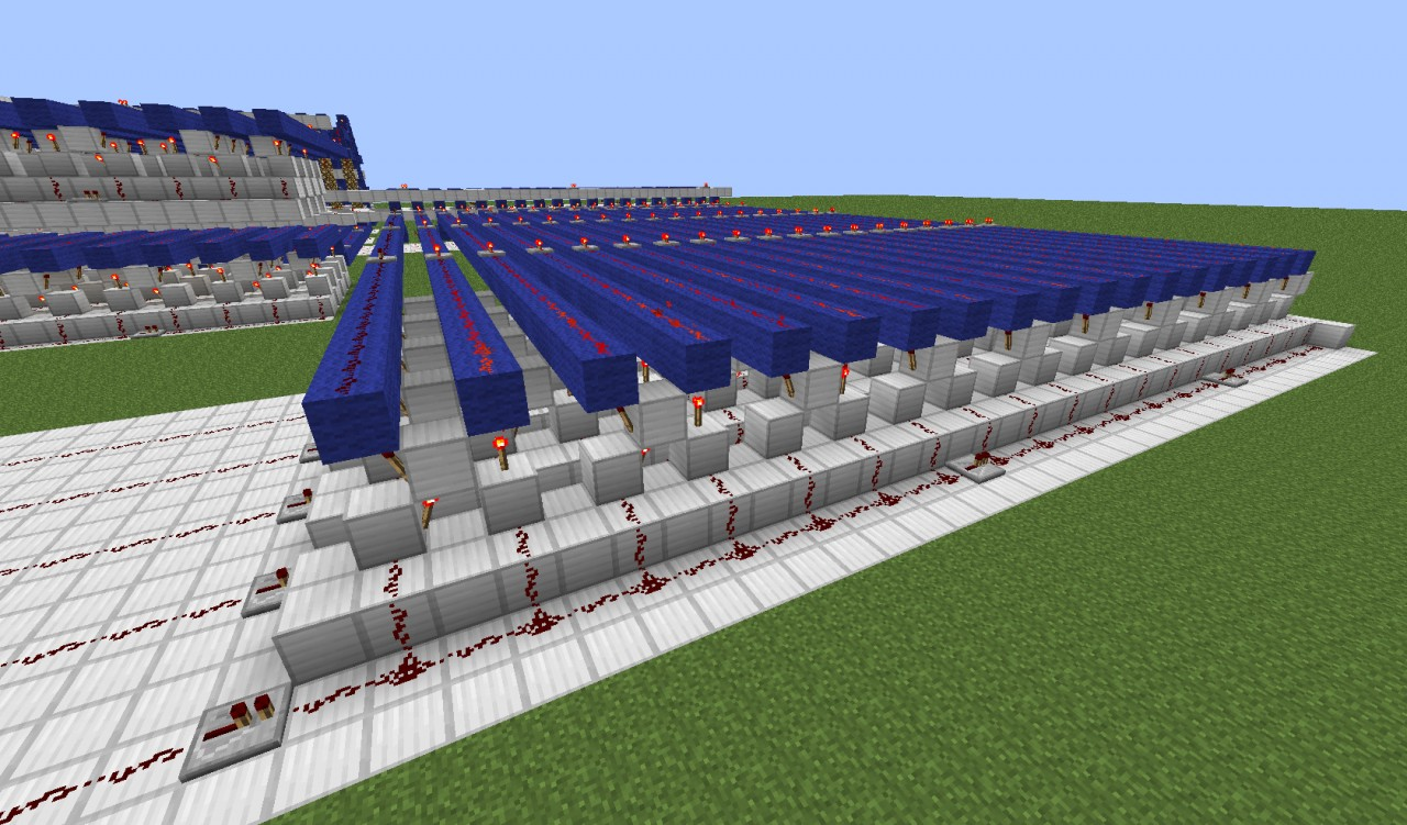 minecraft how to build calculator