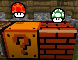 Mario Mod Minecraft Mod