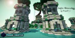 Cerian Sanctuary Minecraft Map & Project