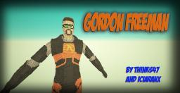 Gordon Freeman Minecraft