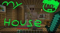 jakethewirds house Minecraft Map & Project