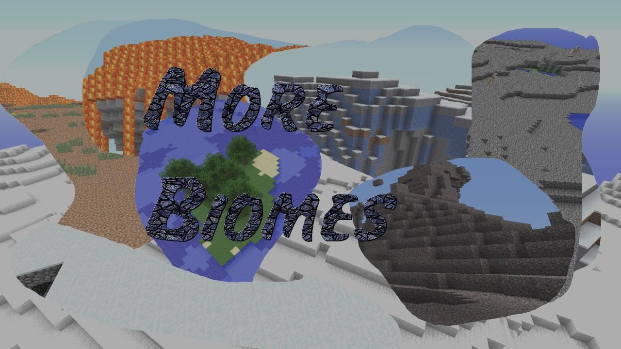 7's More Biomes Mod [1.2.5]