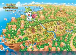 Pokemon Mystery Dungeon: Explorers of Blocks (information) Minecraft