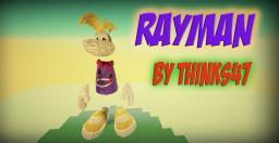 Rayman Minecraft Project