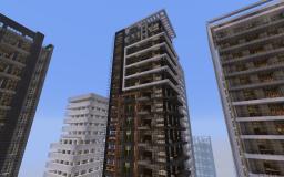Moderna Building (From New Crafton) Minecraft