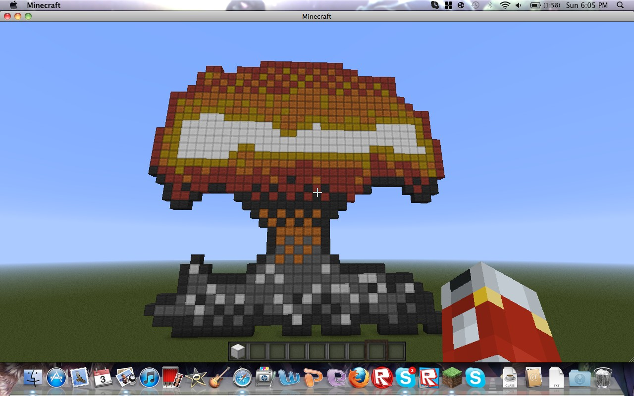Pixel Explosion Minecraft Project