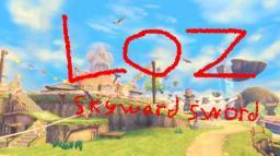 Skyloft Remade In Minecraft ( Legend Of Zelda Skyward Sword) Minecraft Map & Project