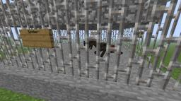 Mob Zoo[1.2.5] Minecraft Project