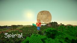 Spiral Arena   iPodmail Minecraft Map & Project