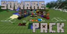SqwarePack 2.4.3 for 1.3.2 [DISCONTINUED] Minecraft Texture Pack
