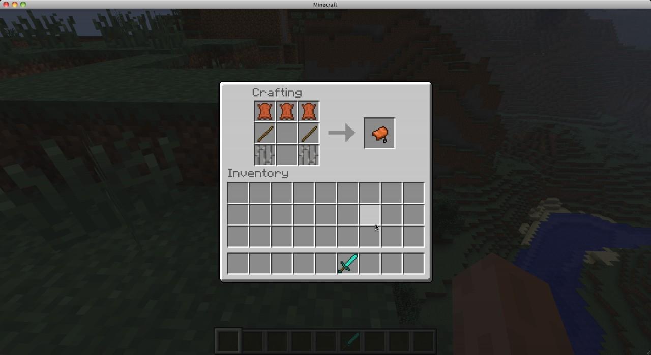saddles amp better pigs minecraft mod