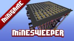 Minesweeper - Minecraft Minigame Minecraft