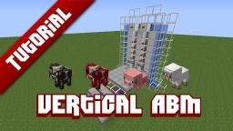 Vertical Animal Breeding Machine Minecraft Map & Project