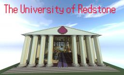 Greek Styled University of Redstone - now with FULL Download Minecraft Map & Project