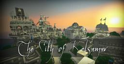 The City of Kelsamar Minecraft Map & Project