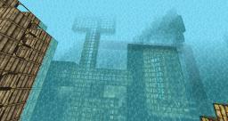 Underwater Resort Minecraft Project