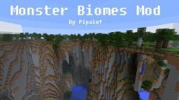 [1.2.5] Monster Biomes Mod-100 diamonds! Thanks guys! Minecraft Mod
