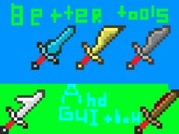better tools and GUI (1.2.5) + bow