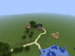 Dragon ball online Minecraft Map & Project