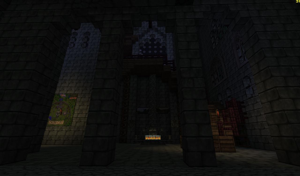 Gray Skull entrance way