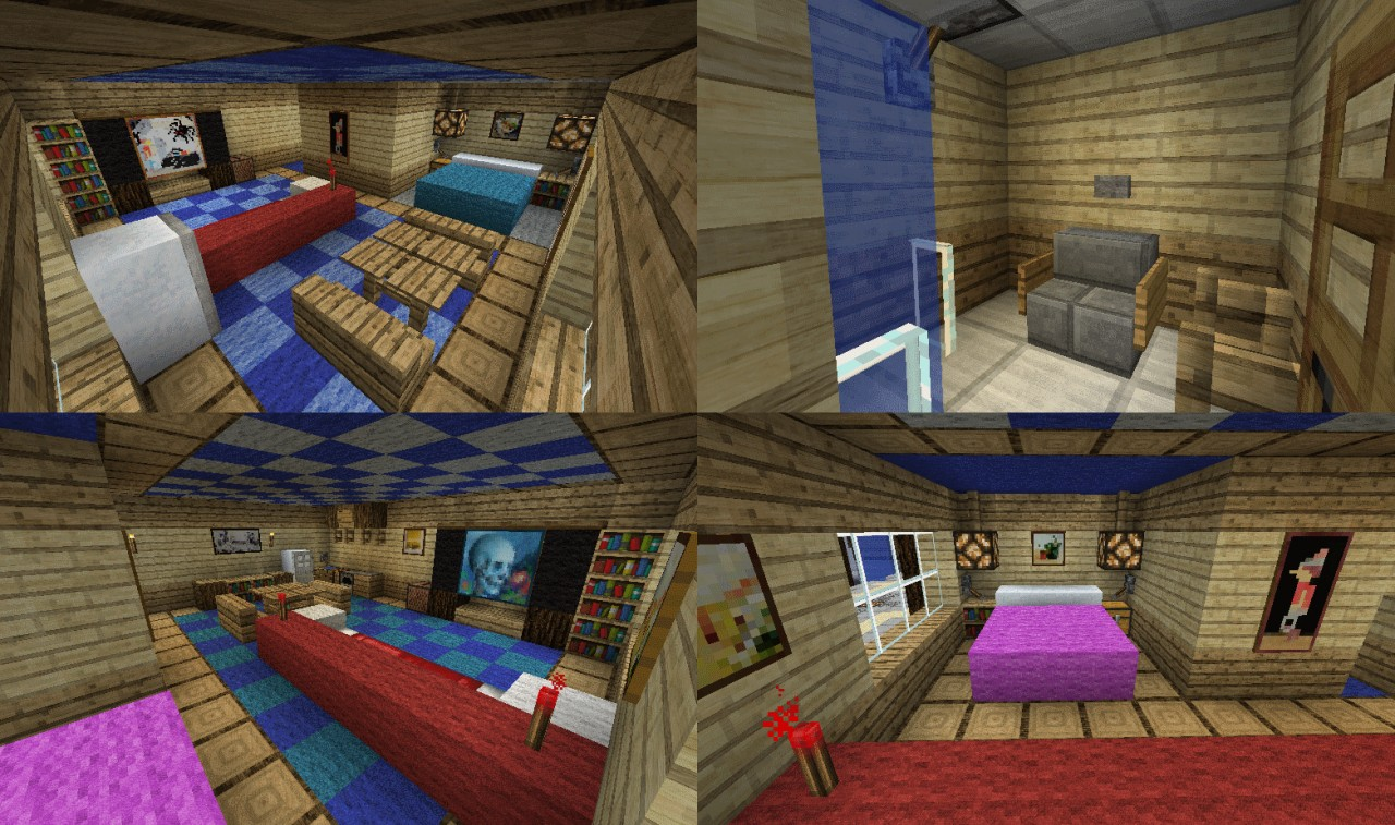 New Venice Hotel Minecraft Project