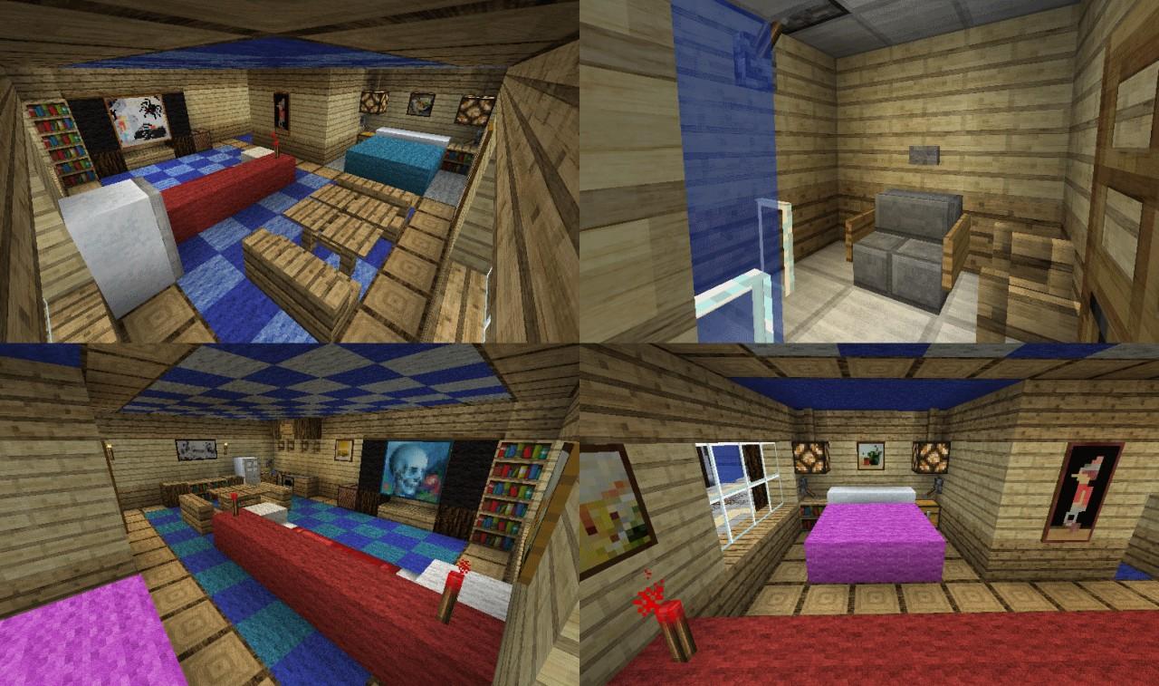 New Venice Hotel Minecraft Project