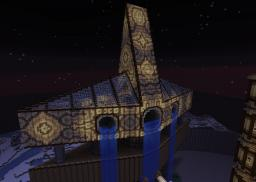 New Venice Water Treatment Facility Minecraft Map & Project