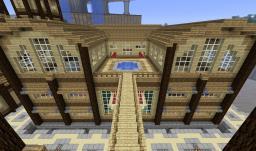 New Venice Hotel Minecraft Map & Project