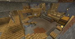 Dwarf Mine Minecraft Map & Project